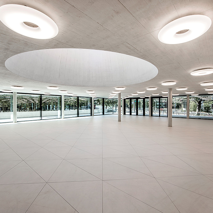 Betonreinigung DESAX AG St Jakobhalle Basel BS